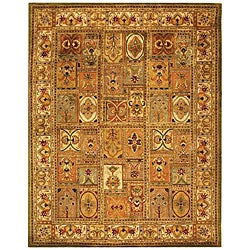 Safavieh Handmade Classic Empire Wool Panel Rug (8'3 x 11')