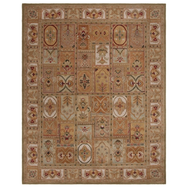 "Safavieh Handmade Classic Empire Wool Panel Rug - 8'3"" x 11'"
