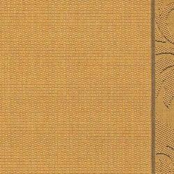 Safavieh Paradise Natural/ Blue Indoor/ Outdoor Rug (8' x 11') - Thumbnail 1