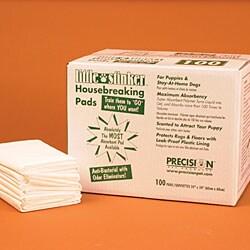 Little Stinker 100-pack Housebreaking Super Absorbent Polymer Pads