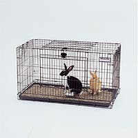 Precision Large Rabbit Resort Cage