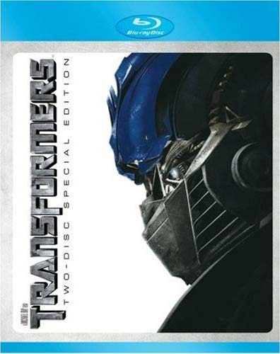 Transformers Special Edition (Blu-ray Disc)