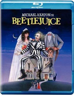 Beetlejuice Deluxe Edition (Blu-ray Disc)