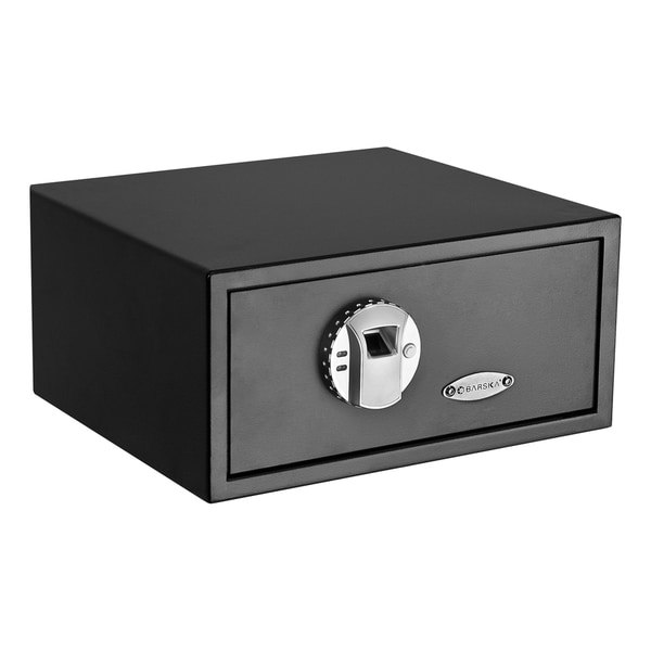 Barska Biometric Valuables/ Firearms Safe with Fingerprint Lock