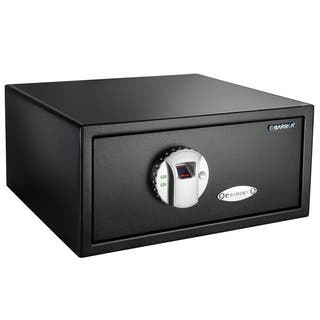 Barska Biometric Valuables/ Firearms Safe with Fingerprint Lock