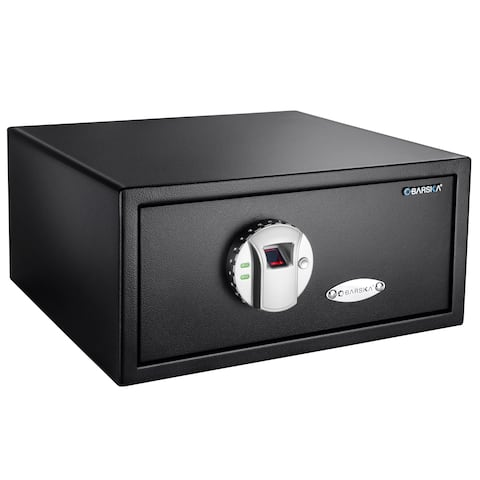Barska Biometric Valuables Safe with Fingerprint Lock