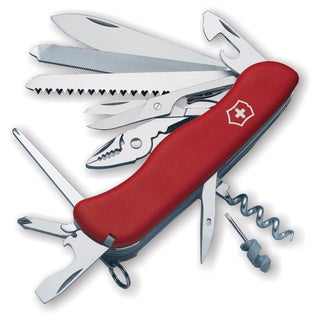 Victorinox Swiss Army WorkChamp Pocket Knife