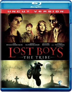 Lost Boys: The Tribe (Uncut) (Blu-ray Disc)