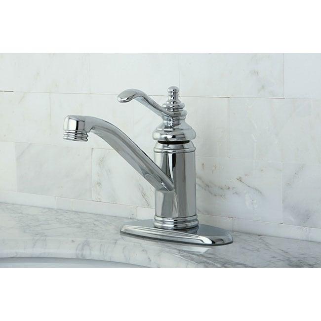 Templeton Centerset Chrome Bathroom Faucet