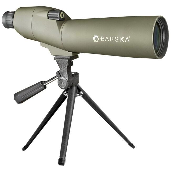 Waterproof 20-60x60 Hunting Spotting Scope/ Tripod