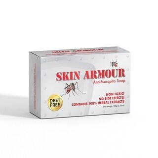 Skin Armour Anti-mosquito Soap