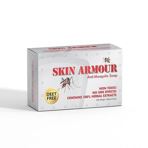 Skin Armour Anti-mosquito Soap