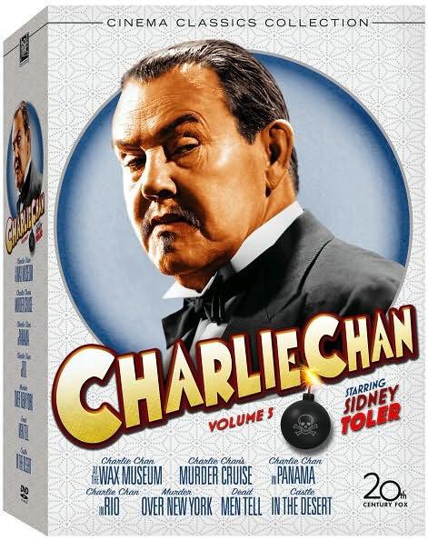 Charlie Chan Vol. 5 (DVD)