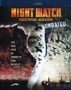 Night Watch (Blu-ray Disc)