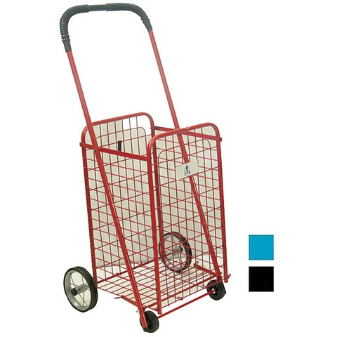 Small Foldable Metal Shopping Cart