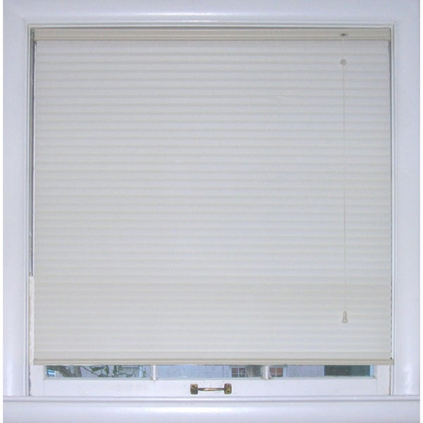Arlo Blinds 3/8 Double Cellular Window Shade (64 in. x 90 in.)