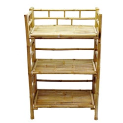 Bamboo Folding Shelf (Vietnam)