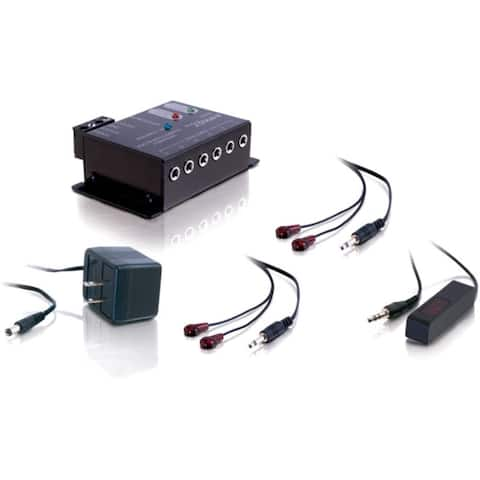 C2G Infrared (IR) Remote Control Repeater Kit