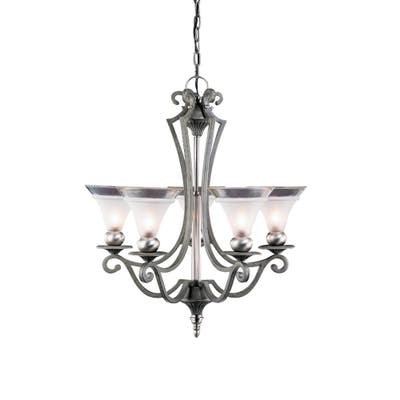 Tuscan Style 5 Light Chandelier