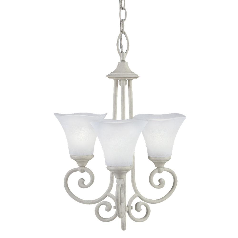 Captiva Collection 3-light Chandelier