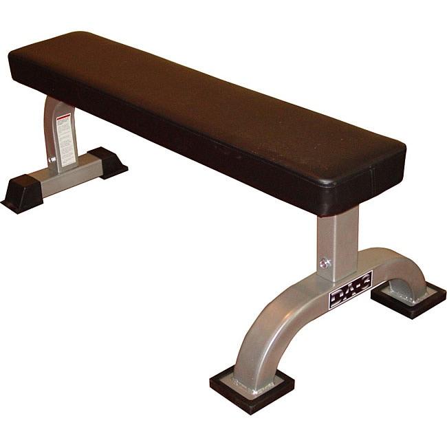 Valor Fitness DA-3 Flat Hard Core Weight Bench