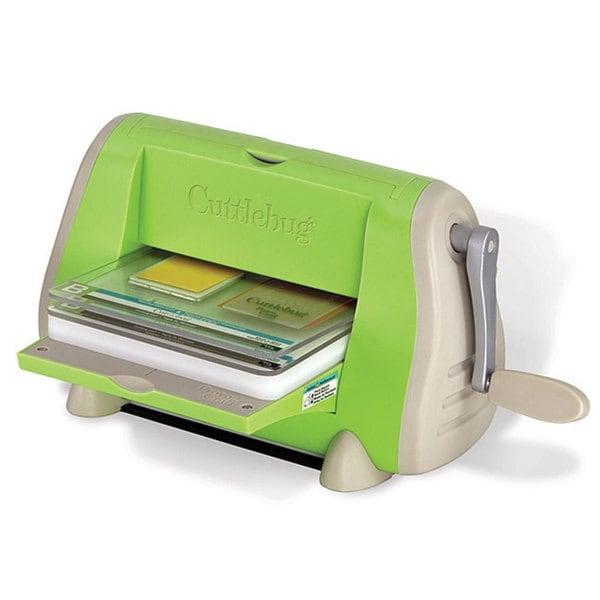 Cuttlebug Machine