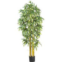 Silk Biggy Style Bamboo 6-foot Tree