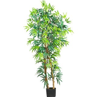 Silk Fancy Style 5-foot Bamboo Tree