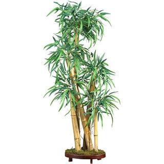 Silk Chinese Style 42-inch Bamboo Tree