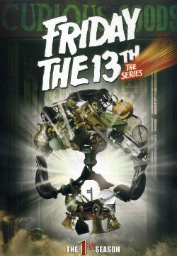 Friday The 13th The Series: The First Season (DVD)
