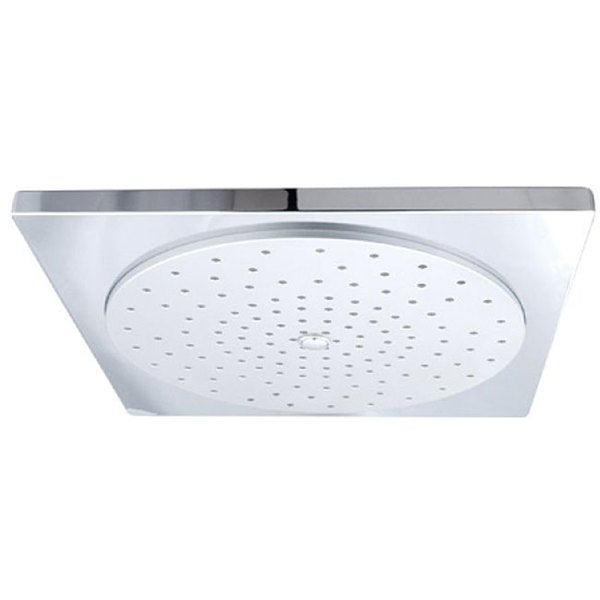 Shop Claremont Square 12 Inch Rain Showerhead With 130 Jets Free