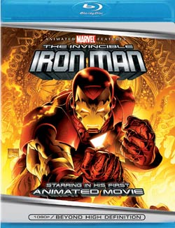 The Invincible Iron Man (Blu-ray Disc)