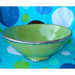 Marjorelle Garden Ceramic Bowl (Morocco)