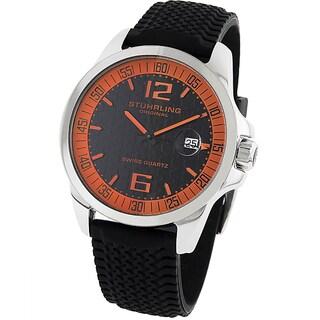 Stuhrling Original 'Monterey' Men's Swiss Quartz Watch