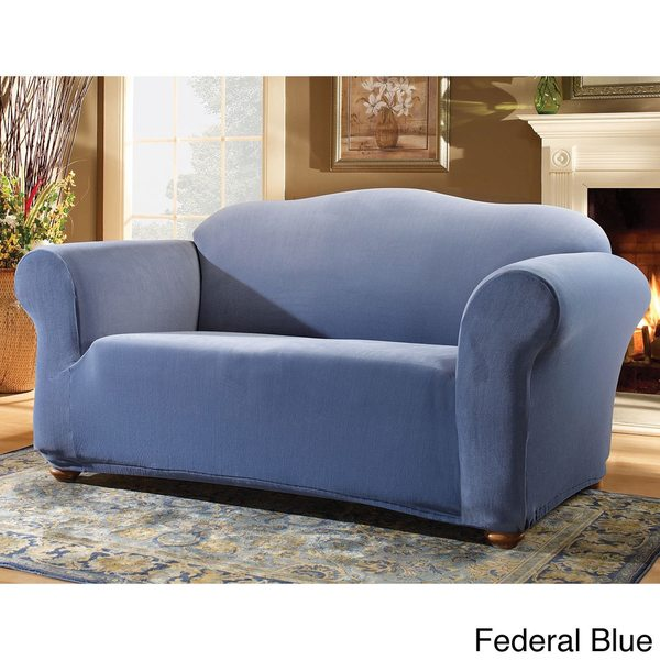 sure fit pearson stretch sofa slipcover free shipping today
