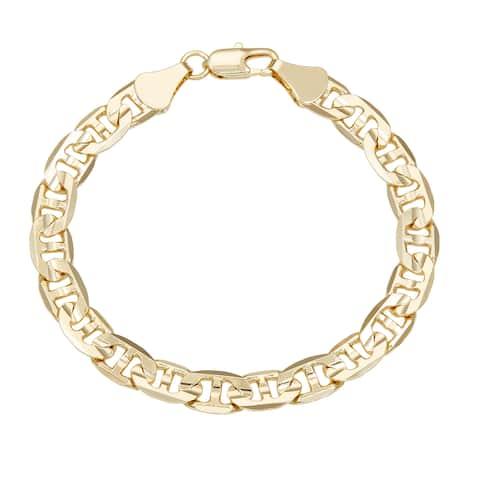 2c2e5816d Buy Gold Overlay Bracelets Online at Overstock | Our Best Bracelets ...