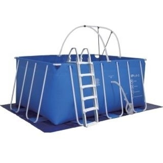iPool 9x12' Portable Therapy Swimming Pool