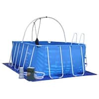 iPool-D 9x12' (Heater Combination) Portable Therapy Swimming Pool