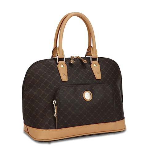 1326fa2a7f4e Buy Fabric Satchels Online at Overstock | Our Best Shop By Style Deals