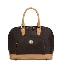Rioni Signature Dome Handle Handbag