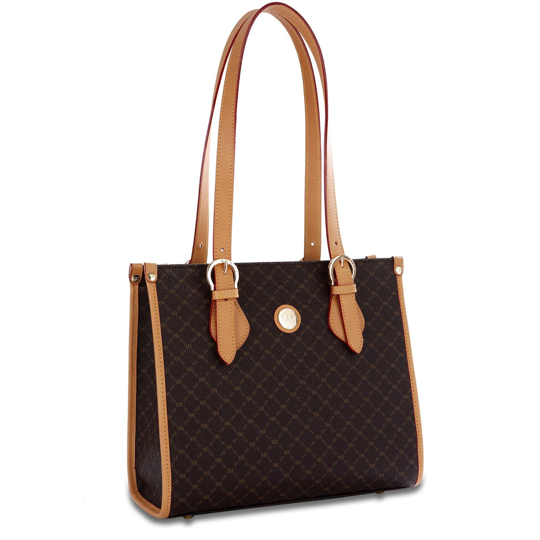 Rioni Signature Shoulder Tote Handbag