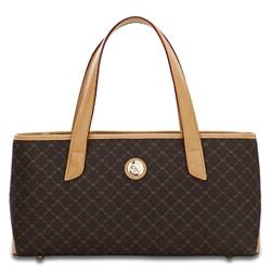 Rioni Signature East West Handle Handbag