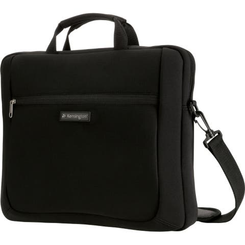 "Kensington Carrying Case (Sleeve) for 15.6"" Ultrabook - Black"