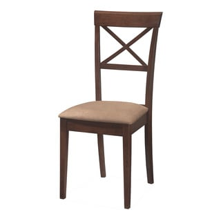 Coaster Company Chestnut X-back Dining Chairs (Set of 2)