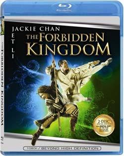 The Forbidden Kingdom Special Edition (Blu-ray Disc)
