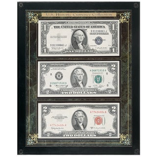 Link to American Coin Treasures Historic U.S. Currency Collection Similar Items in Collectibles