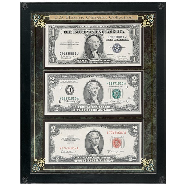 American Coin Treasures Historic U.S. Currency Collection