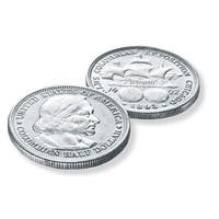 American Coin Treasures The Columbian Exposition Silver Half Dollar