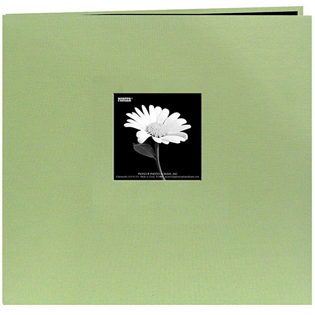 Pioneer Photo Albums Pioneer Book Cloth Cover Post 12-inc...