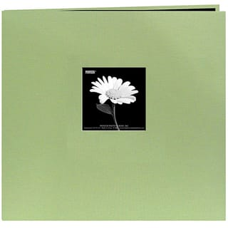 Pioneer Book Cloth Cover Post 12-inch Bound Album|https://ak1.ostkcdn.com/images/products/3261645/P11367851.jpg?impolicy=medium